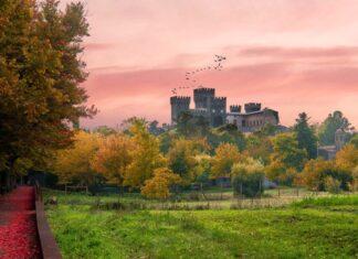 Matrimonio in un castello