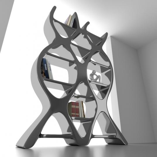Librerie di tendenze e design