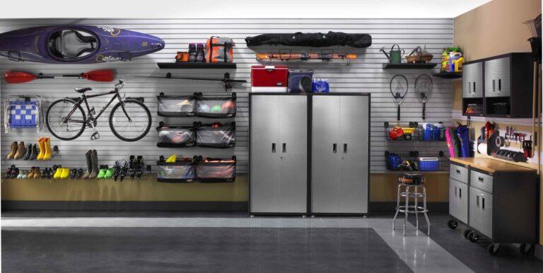 Garage in ordine, consigli e piccoli segreti