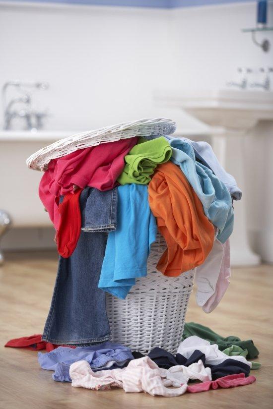 Lavanderia: panni sporchi delle vacanze, organizza i tuoi spazi.
