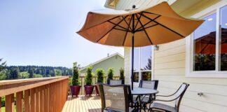Arredare balcone con mobili in ferro battuto