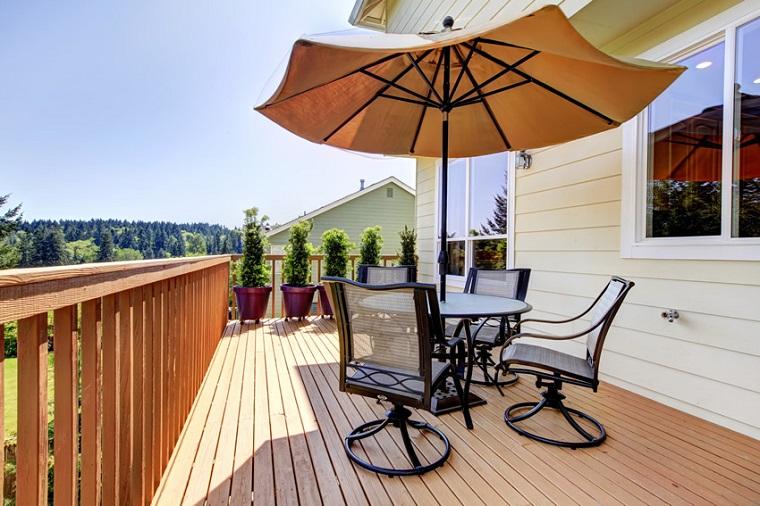 5 idee per arredare e vivere il vostro balcone o terrazza