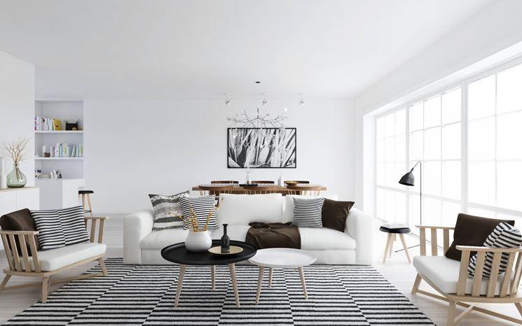 Arredare casa in stile scandinavo consigli e tendenze for Tendenze arredamento