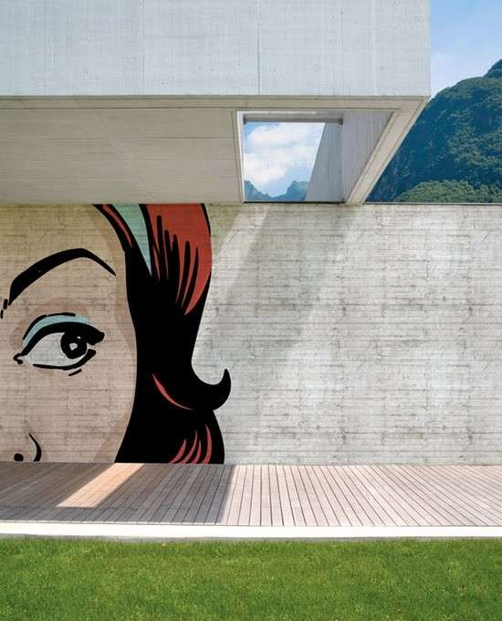street art pareti esterne