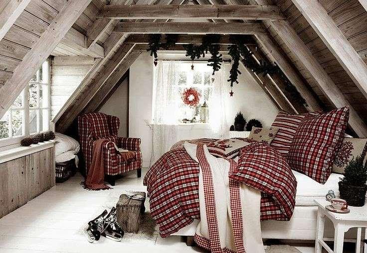 Anche La Camera Da Letto Vuole Il Natale
