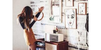 angolo musica in casa