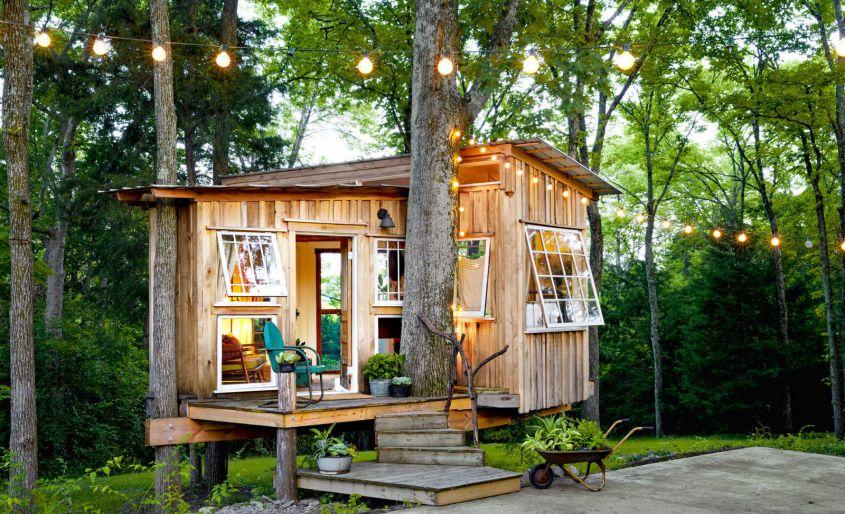 Avete Mai Pensato Di Vivere In Una Mini Casa Mobile Piccole Ma