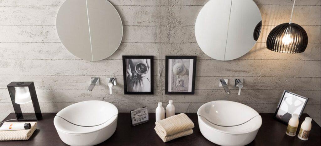 Come pulire la ceramica dei sanitari nella stanza da bagno?