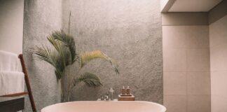 bagno da esterno
