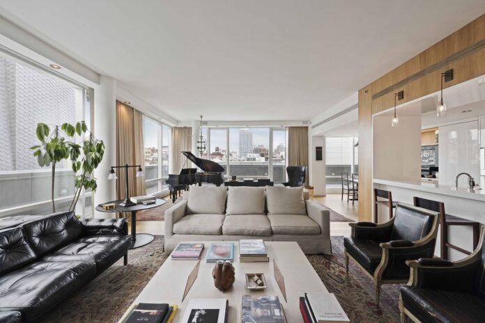 Appartamento Justin Timberlake