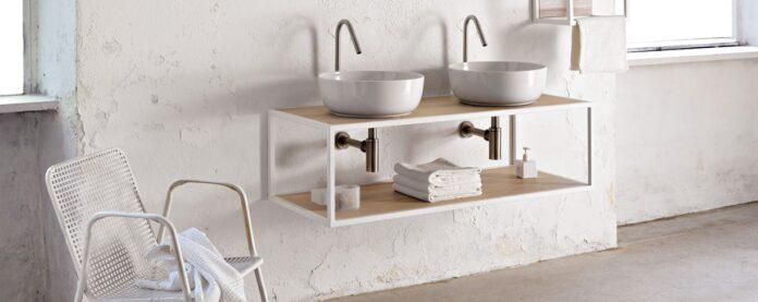 sistema bagno componibile