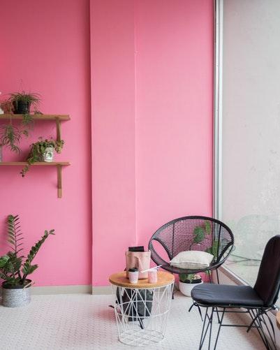 colori delle pareti