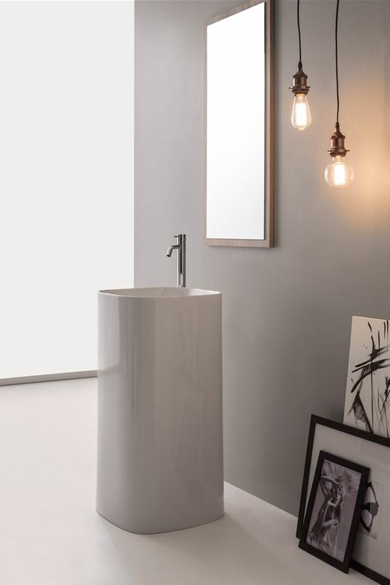 Dal lavabo a colonna al lavabo monoblocco, consigli d'arredo
