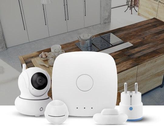 Smart Home: una casa sicura anche quando sei lontano