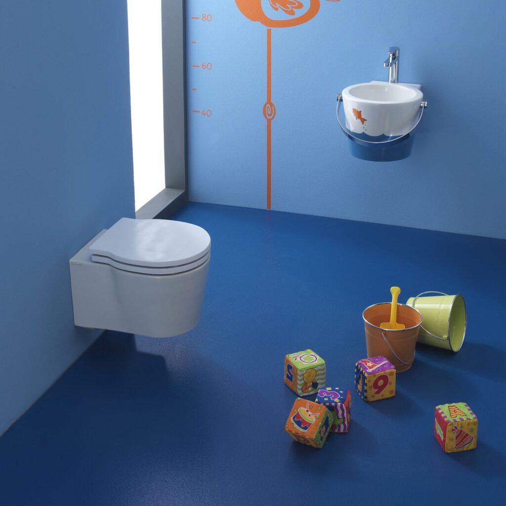 Come arredare un bagno per bambini
