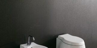 sanitari filo muro