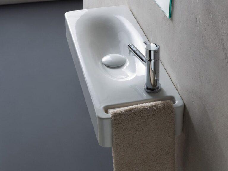 Il mini lavabo di Scarabeo premiato con il Big See Product Design Award