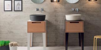 modelli di lavabi